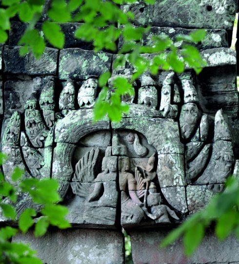 Tìm hiểu Quần thể Angkor Wat Ngôi đền tưởng niệm Banteay Chhmar 6