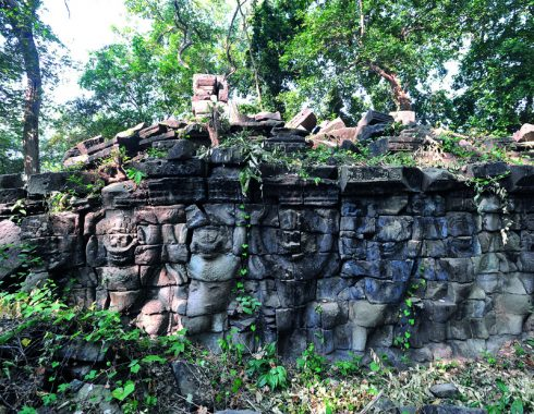 Tìm hiểu Quần thể Angkor Wat Ngôi đền tưởng niệm Banteay Chhmar 7