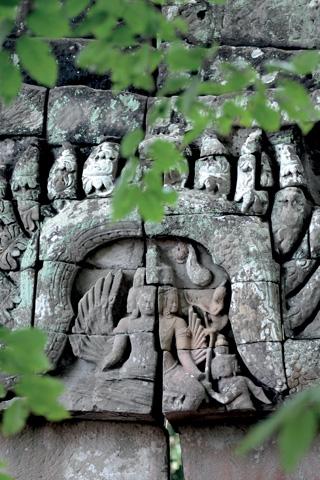 Tìm hiểu Quần thể Angkor Wat: Ngôi đền Banteay Chhmar