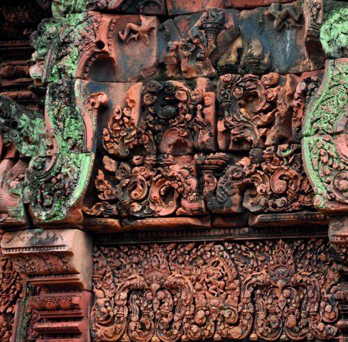 Tìm hiểu Quần thể Angkor Wat Tuyệt mỹ về điêu khắc ở đền Banteay Srey 2