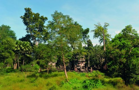Tìm hiểu quần thể Angkor Wat Preah Khan vẻ đẹp chốn rừng hoang 7