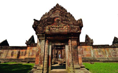 Tìm hiểu quần thể Angkor Wat Preah Vihear đền của những ngôi đền 3