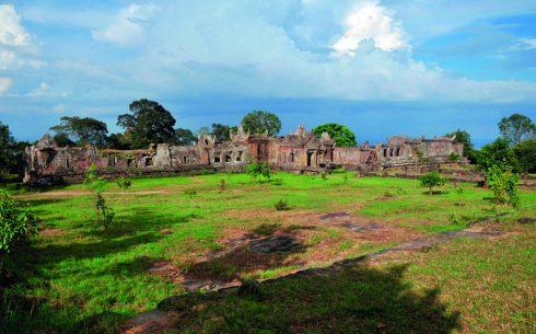 Tìm hiểu quần thể Angkor Wat Preah Vihear đền của những ngôi đền 5