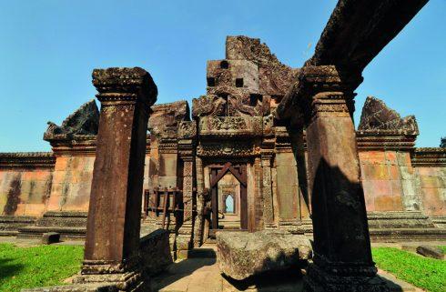 Tìm hiểu quần thể Angkor Wat Preah Vihear đền của những ngôi đền 6