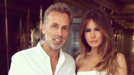 Mái tóc của Đệ nhất Phu nhân Melania Trump chỉ giao cho một nhà tạo mẫu duy nhất