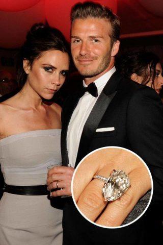 """20 chiếc nhẫn đính hôn """"đình đám"""" trong giới showbiz"""