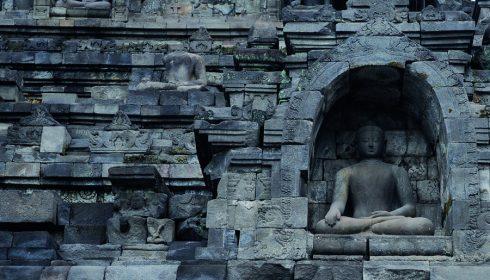 Đền Borobudur Ngọn đồi sen khổng lồ ở Indonesia 4