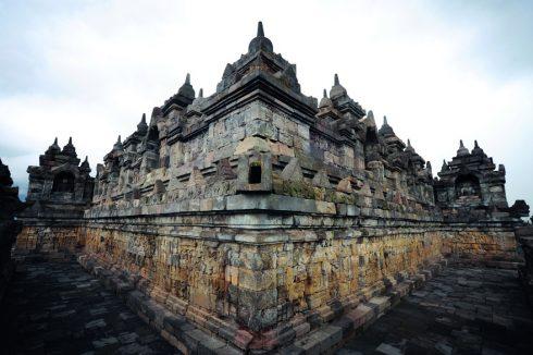 Đền Borobudur Ngọn đồi sen khổng lồ ở Indonesia 6