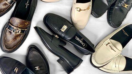 5 thiết kế giày lười nữ khiến phái đẹp mê mẩn