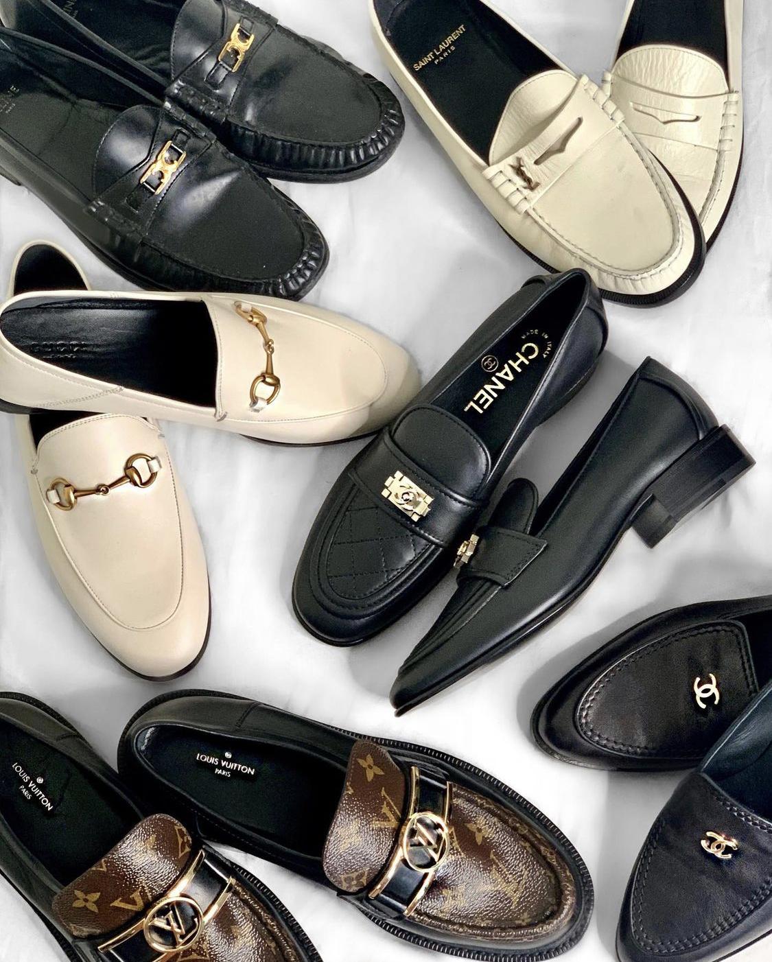 các thiết kế giày lười