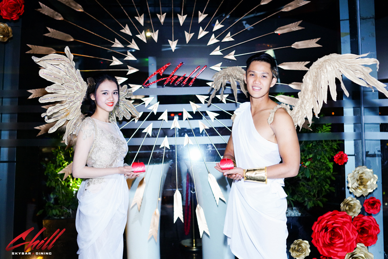 Chill Skybar - Valentine Party - elle vietnam 3