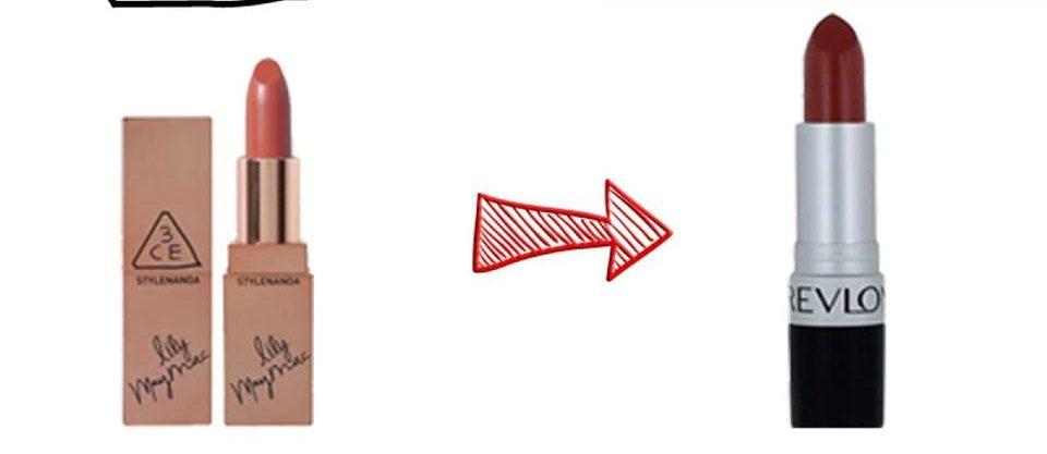 5 phiên bản dupe son môi khiến bạn không thể chối từ ELLE VN