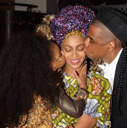Beyonce và Jay Z