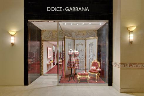 Cửa hàng pop-up đầu tiên của Dolce tại Việt Nam