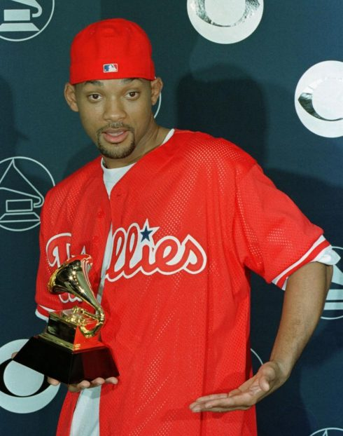 Will Smith thắng giải Grammy