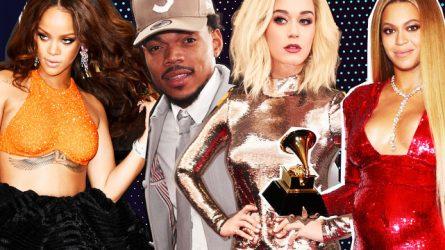 Grammy 2017 - Có gì để chờ đợi?