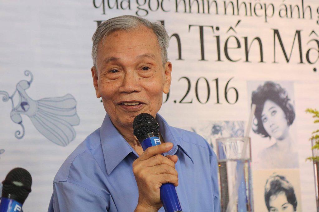 Cung đàn xưa - Đinh Tiến Mậu - elle vietnam