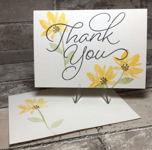 Cách viết một tấm thiệp cảm ơn hoàn hảo 1