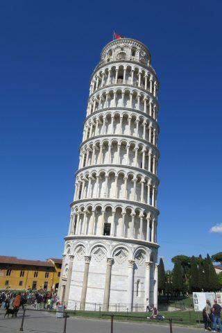 Du lịch phượt châu Âu, thăm phố huyện Italia