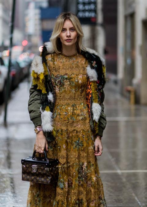 chStreet style New York Fashion Week 2017 có gì đặc biệt? - ELLE VNriselle lim