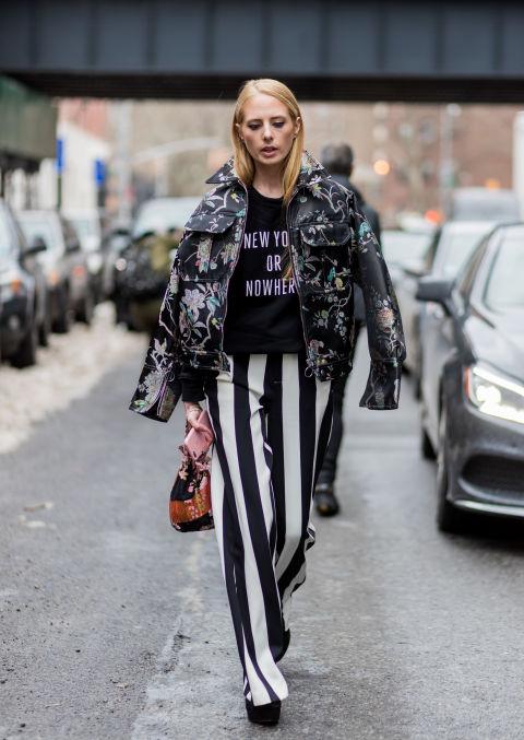 chrisStreet style New York Fashion Week 2017 có gì đặc biệt? - ELLE VNelle lim