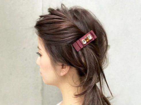 10 kiểu tóc búi đẹp cho cô nàng điệu đà ngày Valentine ELLE VN