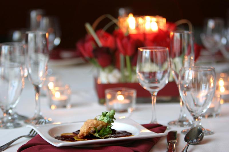 lễ valentine - nhà hàng Li Bai - elle vietnam