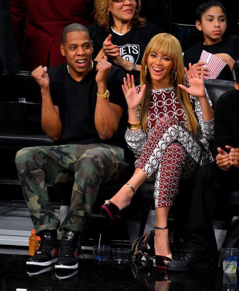 Cặp đôi của làng giải trí Beyonce và Jay Z - 01