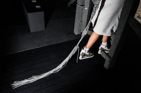 Đôi giày độc đáo của Thom Browne