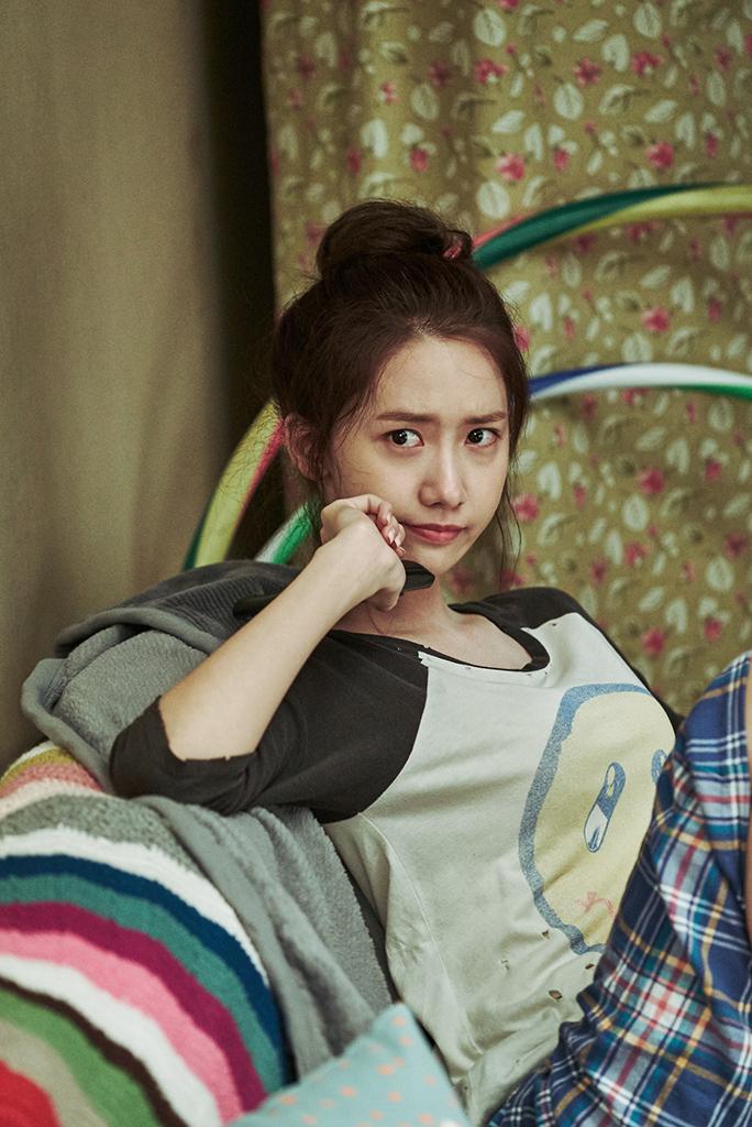 Yoona trong Cộng Sự Bất Đắc Dĩ - elle vietnam