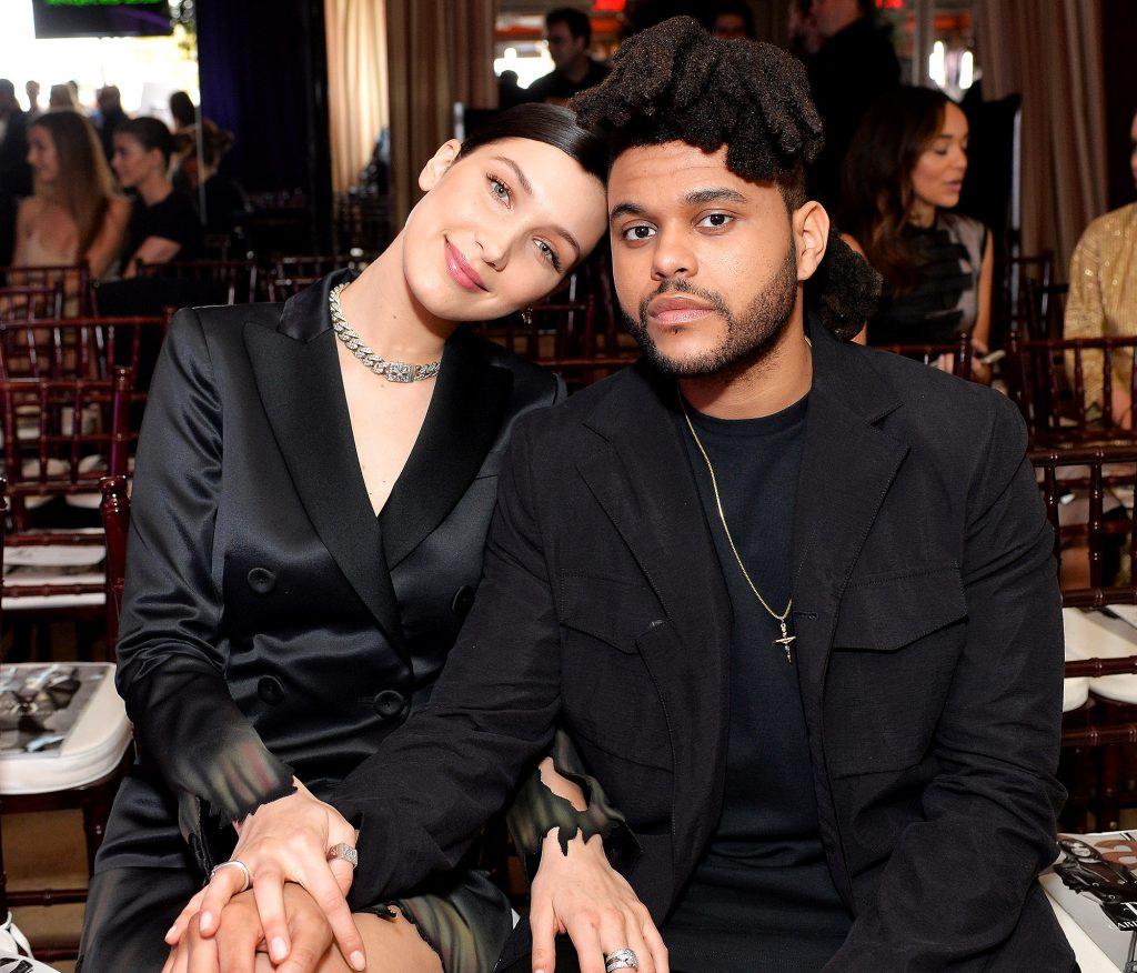 Bella Hadid đã có một mối tình kéo dài gần 2 năm với The Weeknd