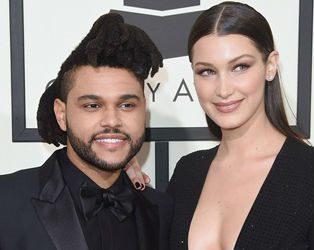 Bella Hadid trải lòng về chuyện tình cảm giữa cô và The Weeknd