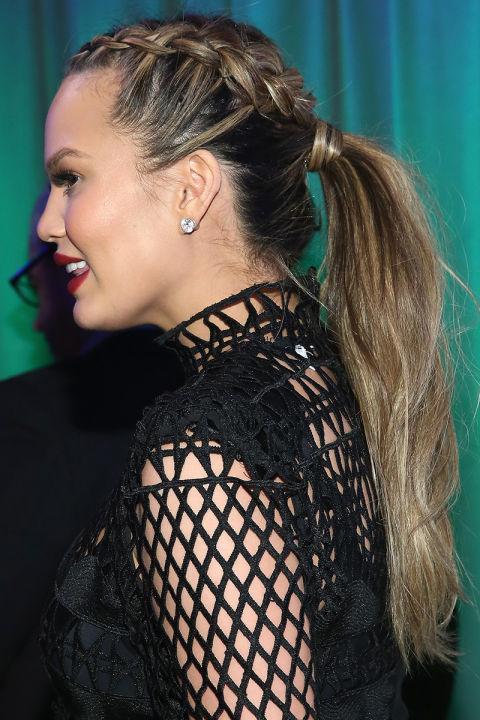 20 cách biến tấu kiểu tóc đuôi ngựa ELLE VN