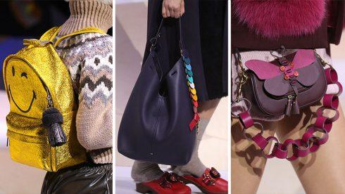 Những chiếc túi và balo sặc sỡ từ BST của Anya Hindmarch