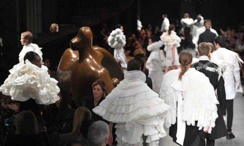 BST của Burberry tại Tuần lễ thời trang London