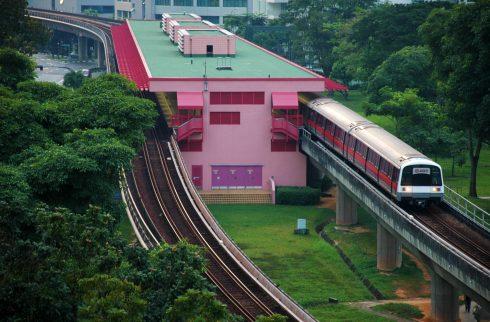 Hệ thống MRT tại Singapore