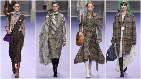 Những thiết kế mang đậm màu sắc của trang phục đi săn và cưỡi ngựa