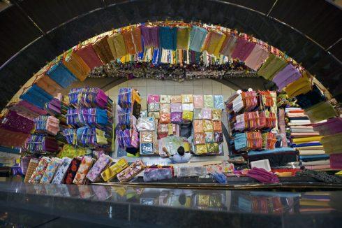 Mustafa Centre shopping mall in Little India.