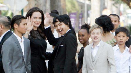 Angelina Jolie trải lòng về Brad Pitt: