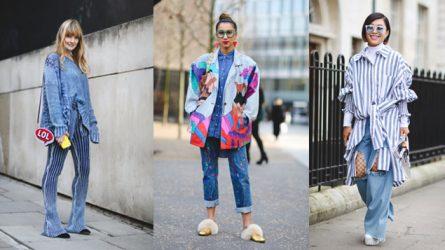 Muôn vẻ street style tại Tuần lễ thời trang London Thu-Đông 2017
