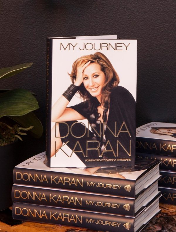 sách thời trang - My Journey - elle vietnam