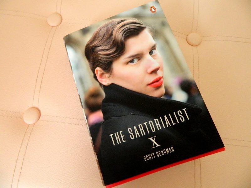 sách thời trang - The Satorialist X - elle vietnam
