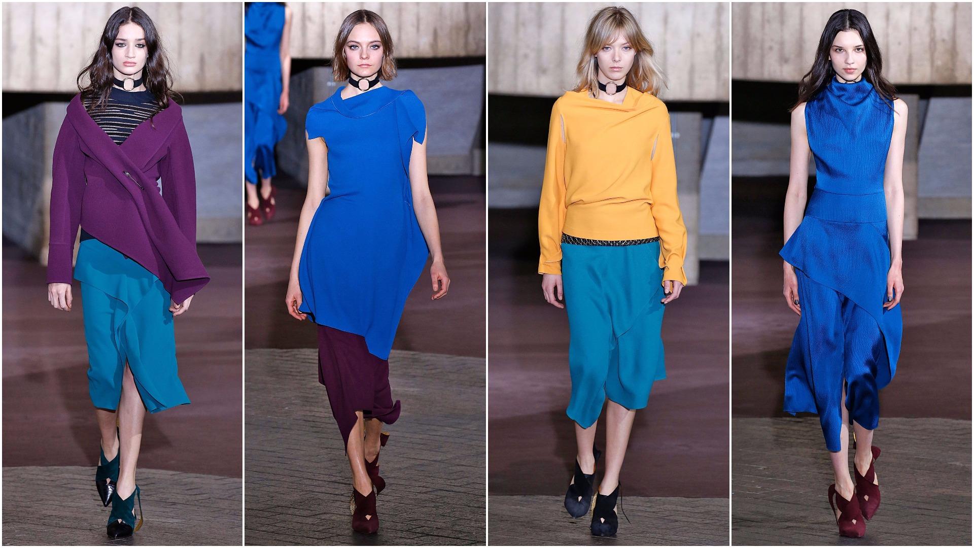 8 xu hướng nổi bật tại Tuần lễ thời trang London Thu-Đông 2017