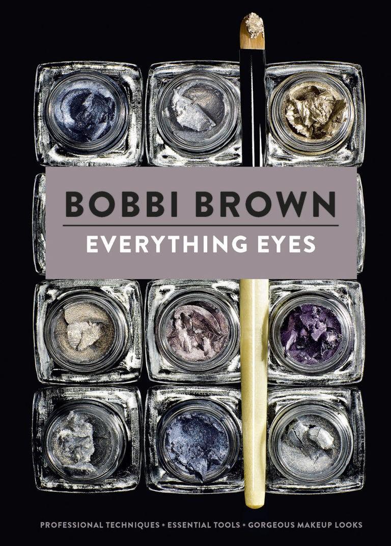 Sách huớng dẫn làm đẹp - Bobbi Brown Everything Eyes - elle vietnam