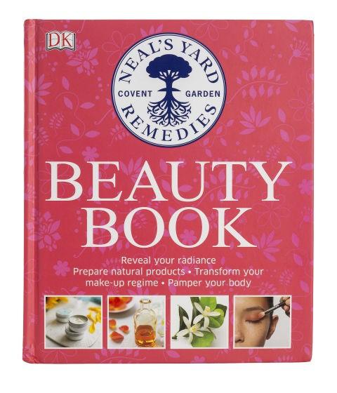 Sách huớng dẫn làm đẹp - Neal's Yard Beauty Book - elle vietnam
