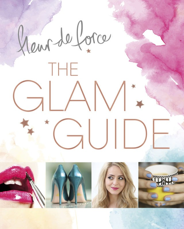 Sách huớng dẫn làm đẹp - The Glam Guide - elle vietnam