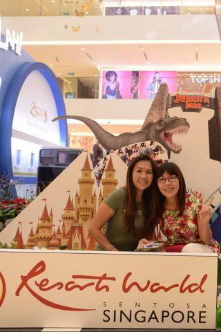 """Hàng loạt vé máy bay ưu đãi tại """"GO SINGAPORE LAH!"""""""