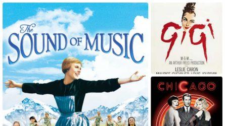 10 bộ phim âm nhạc thắng giải Oscar hạng mục Phim hay nhất