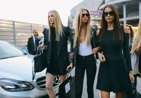 Đâu là kiểu tóc đẹp thịnh hành nhất tại Milan Fashion Week 2017 ? ELLE VN