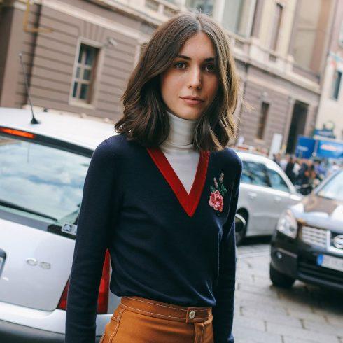Đâu là kiểu tóc thịnh hành nhất tại Milan Fashion Week 2017 ? ELLE VN